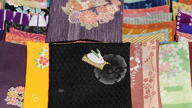 オリジナル布製品の使い道