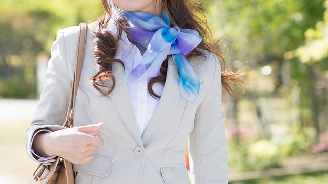 スカーフの基礎知識