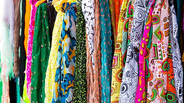 オリジナルスカーフの種類